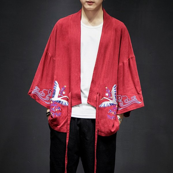 Traditional Chinese Clothing For Men Hanfu Ethnic Retro Tops Streetwear Mens Clothing Cheongsam Tang Suit Kung Fu Clothes 12237 Apparel Ethnic Clothing DIY Clothing Mens Clothing Womens Clothing