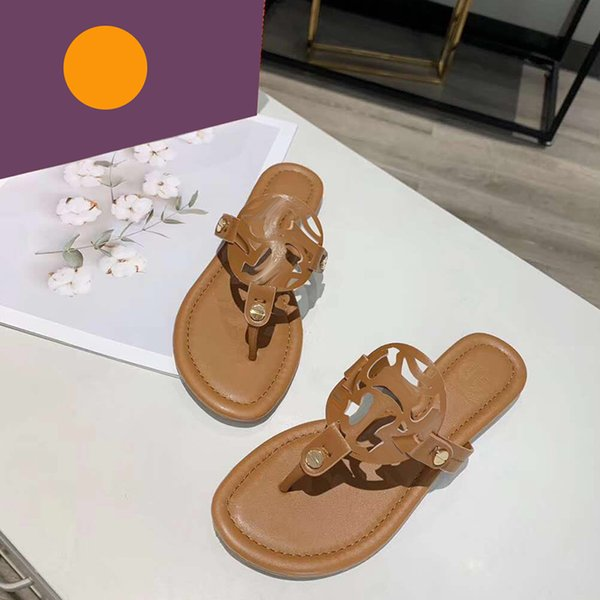 Women Designers Slippers Flip Flop Sandals For Summer Wholesale Flat Slides Sandals Casual Shoes Luxurys Brand High Quality 21051001XS