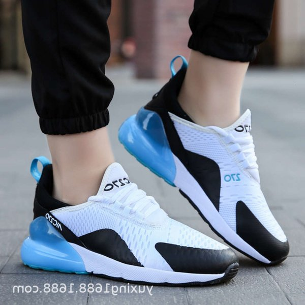 Casual shoes Lightweight round head mesh shoes lace up Casual breathable low heel casual men's sports 2020 CBZM