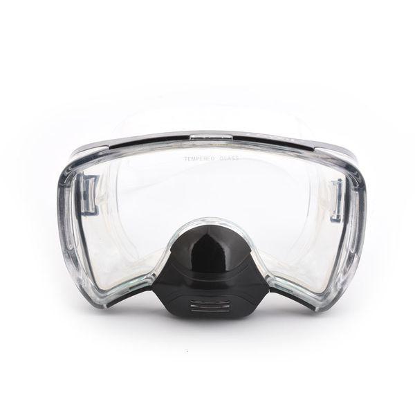 best selling Adults Scuba Diving masks anti fog Professional swimming Goggles Mergulho Underwater glasses Snorkel equipment