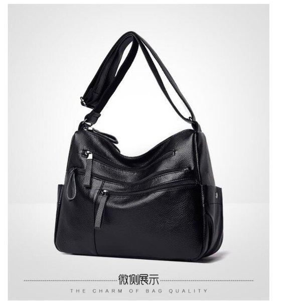 HBP Hot Women Leather Messenger Bag Luxury Handbags Designer High Quality Female Vintage Crossbody Bags Flap Shoulder Bags