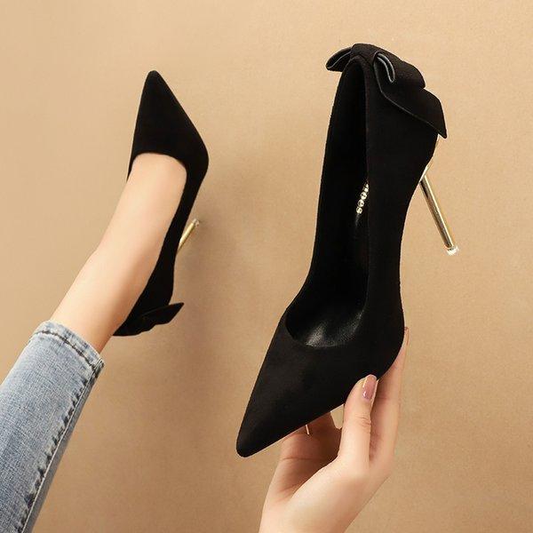 high heels shoes woman pointed toe ladies heel pumps women shoes stiletto heels wedding shoes ladies high heel pumps sexy tacone