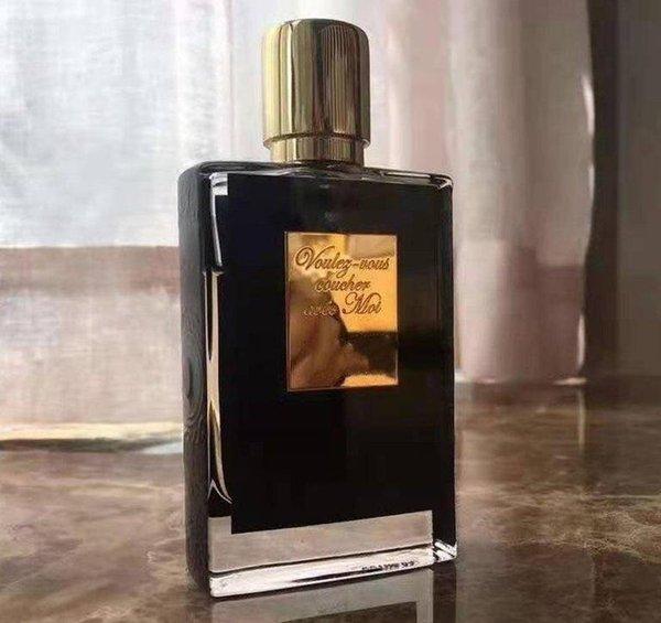 top popular High Quality Freshener voulez-vous coucher avec moi parfum Natural and Long-lasting Eau De Toilette Spray for Women 50ml 2021