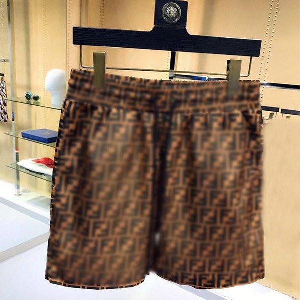 best selling Men Summer Slim Shorts Gym Fitness Bodybuilding Running Male Short Pant Knee Length Breathable Mesh Sportswear designers beach pants