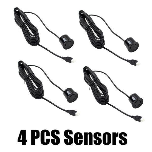 Sadece 4 adet sensörler