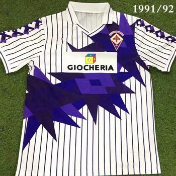 1991/92 выездной рубашки