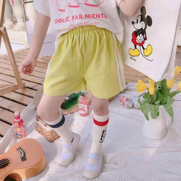best selling Korean Children's Sports Shorts for Boys and Girls