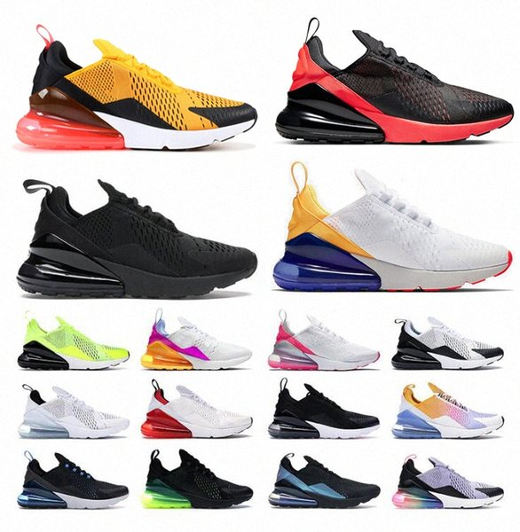 top popular 270 Running shoes 270s men women 2021 triple black white cactus brown Outdoor mens womens trainers sports sneakers size 36-45fjiI# 2021