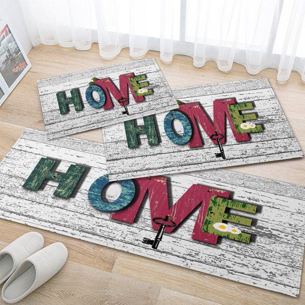 best selling Kitchen Mat Entrance Doormat for Living Room Non-Slip Bathroom