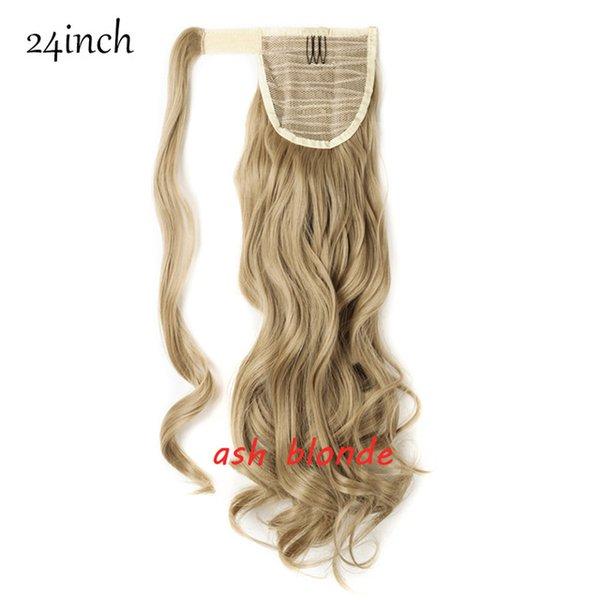 ash blonde-W