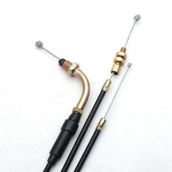 best selling Pumps Motorcycle Throttle Carburetor Cable Choke for Honda 125 Motor PZ27 PZ30 Carb 200cc 250cc