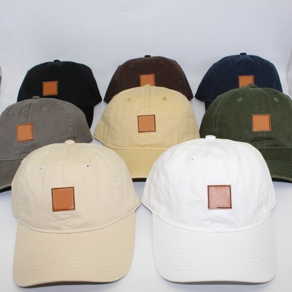 best selling Fashion Street Ball Caps for Men Women Spring Autumn Outdoor Sport Baseball Cap Solid Color Travel Beach Sun Hats Drop Shipping