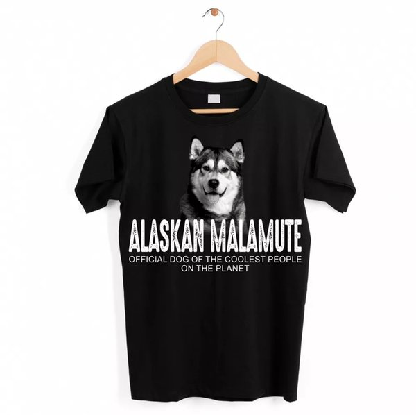 Alaskan MALAMUTE MALLY Time Dog Unisex Shirt Official Dog Cool People Funny Dog
