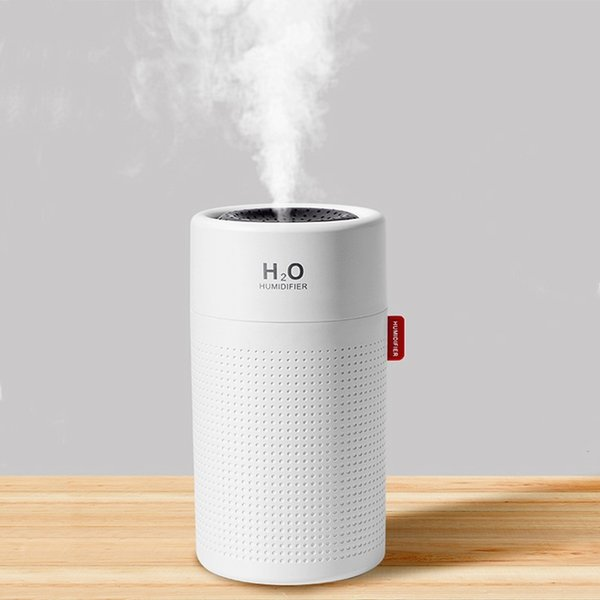 top popular Wireless Air Humidifier USB Portbale Aroma Diffuser 2000mAh Battery Rechargeable Umidificador Essential Oil Humidificador 2021
