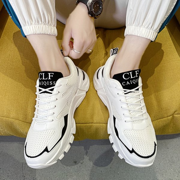 Lovers Couple New High Quality Running Shoes for Men Breathable Athletic Sport Shoes Designer Comfortable Soft Jogging Sneakers