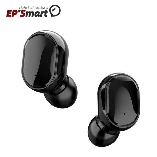 top popular Earphone TWS A6S Headphones Bluetooth 5.0 Wireless Earbuds Life Waterproof Headset With Mic For All Goophone 2021