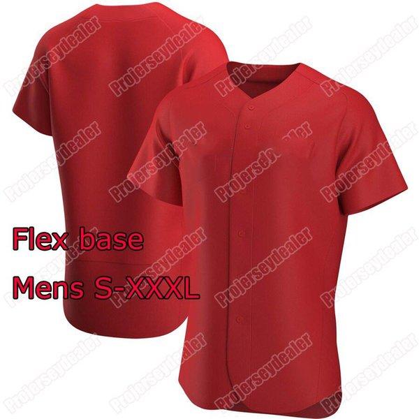 RED FLEX BASE MENS S-XXXL