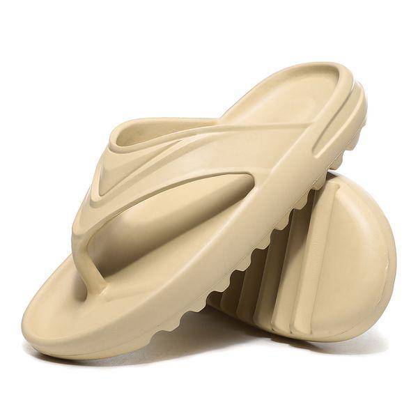 Summer Mens Slippers 2021 Fashion Outdoor Slides Indoor Non-slip Slippers Beach flip flops Personalized men slippers