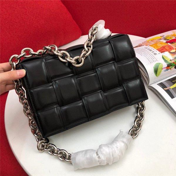 Black Chain Prata
