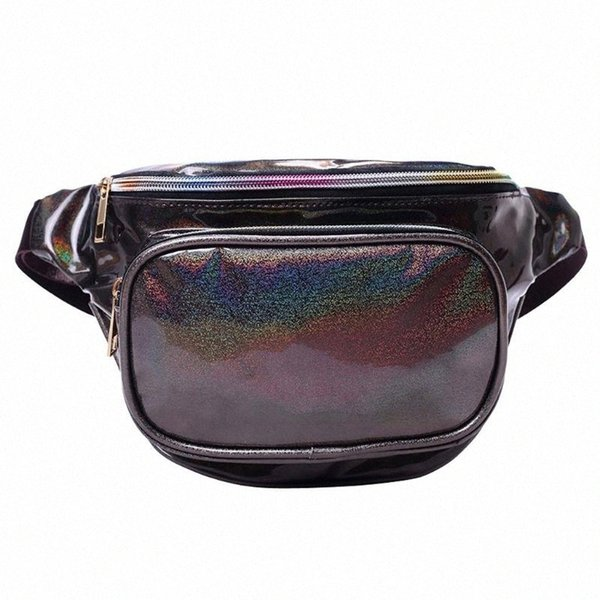 Fanny Pack Laser Belt Bag Running Waist Bags Travel Purse Phone Pouch Pocket Hip Bag Waist Pack Crossbody Bags Pouch #LR3 P7Hj#