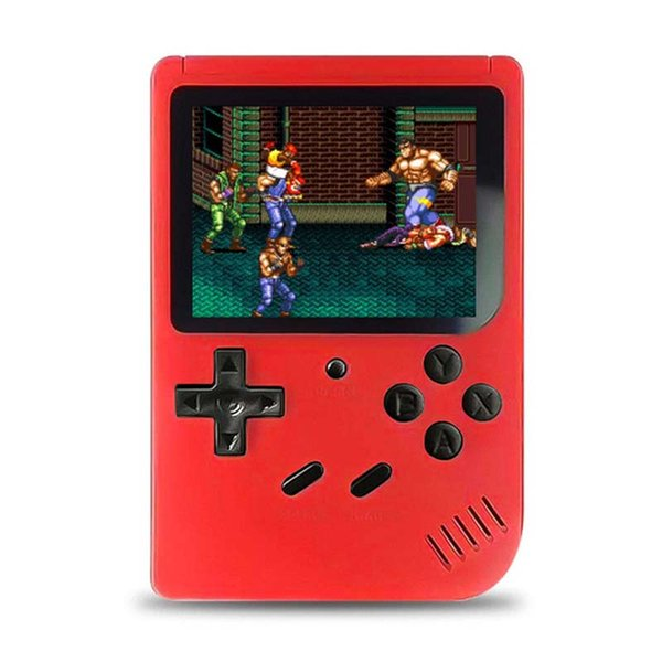 400 IN 1 Portable Retro Game Console Handheld Game Advance Players Boy 8 Bit Gameboy 3.0 Inch LCD Sreen support 2 players