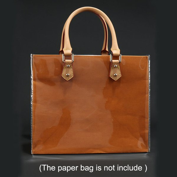 best selling Change  paper bag to a real purse tote diy kit