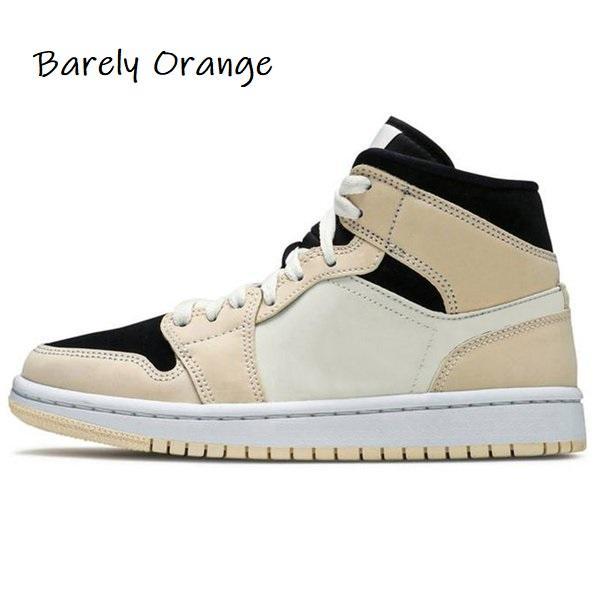 # 17 Mid Barely Orange 36-45