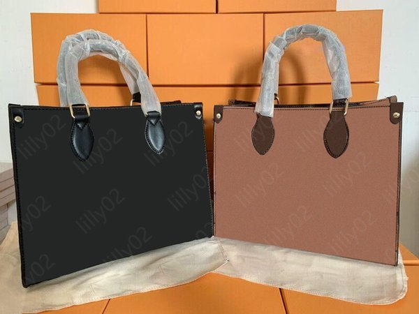 best selling Famous Shopping Bag crossbody bags Embroidered canvas book tote Handbag embossed TotesHigh Quality Tote Bag Handbag women bags Shoulder Bag purse M45320