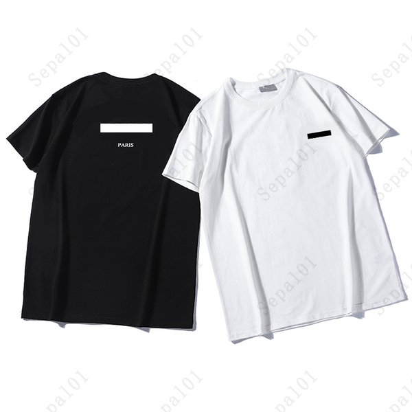 best selling Men's 2021 T Shirt Fashion men Tops Summer Breathable Short Sleeve Casual Classic Letter Print