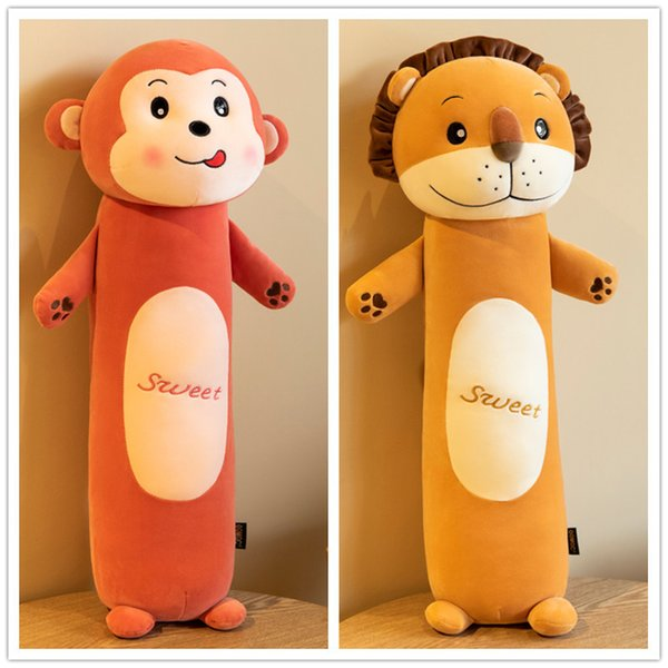 Mono + león
