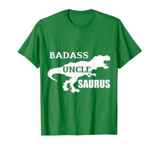 Badass Uncle-Saurus Rex Shirt, Badass Uncle Shirt