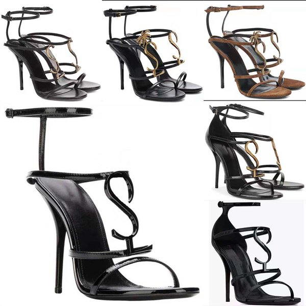 best selling With Box! Classic High Quality Stiletto Heels Sandals fashion heel Women shoes Dress shoe ladies shoe10 01
