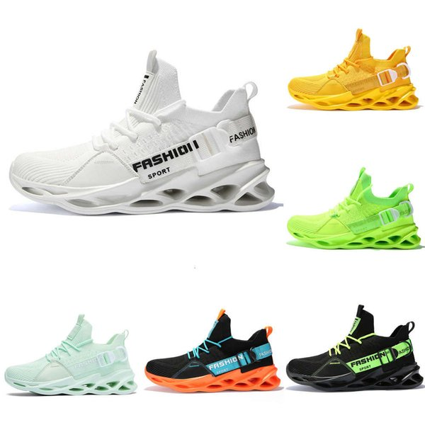 Casual shoes Blade sole Casual shoes men's fashion new blade large casual OVCS QOHR W0VH