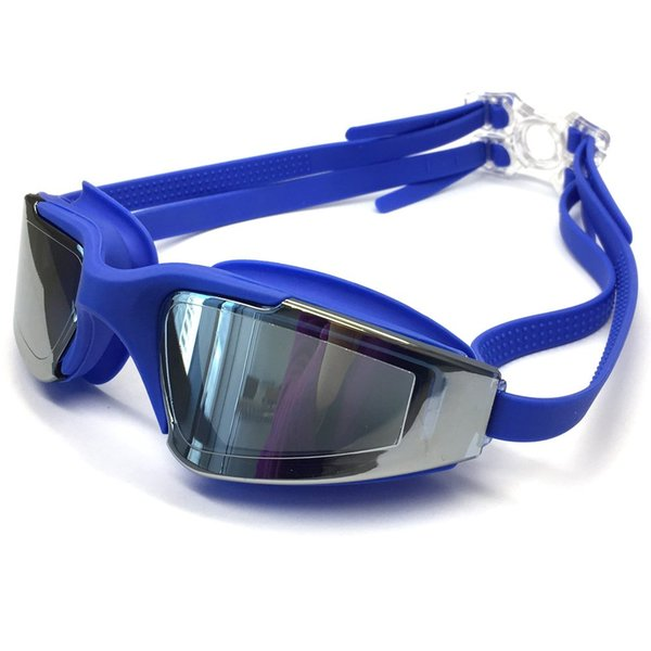 top popular Swim Goggles Eyewear for Adult Men Women Youth UV Protection Waterproof Eyeglasses Anti Fog Swimming Pool Glasses 2021