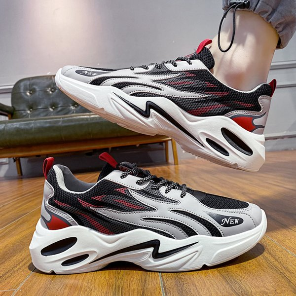 Breathable Fashion 2021 Latest Couple Casual Shoes Running Sports Shoes Jogging Shoes Mens Running Womens Running