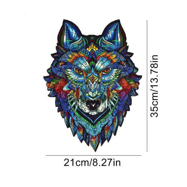 A4 Wolf