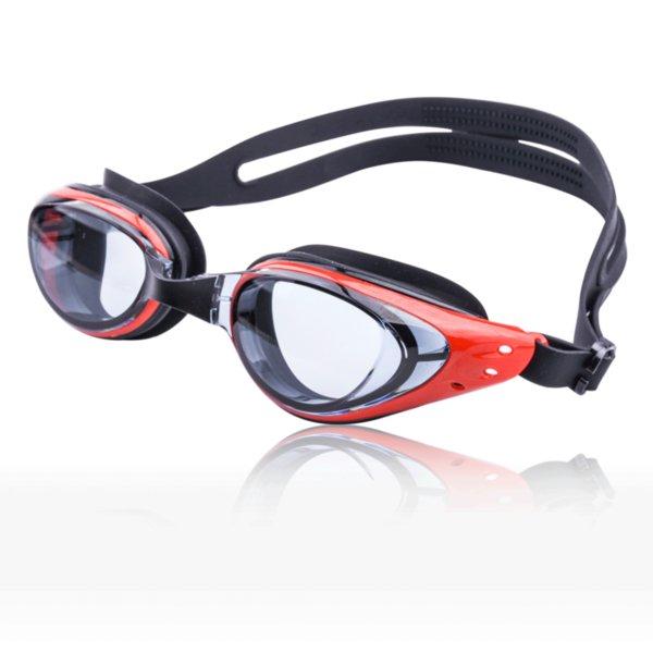 top popular Swim Goggles Myopia Prescription Waterproof Swimming Pool Glasses UV Protection Eyewear Men Children Diving Kit 2021