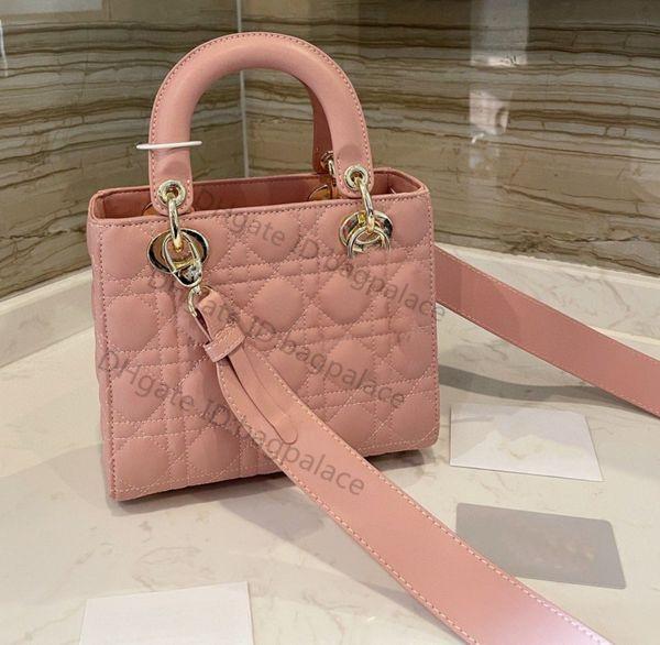 best selling High Quality 2021 Luxurys Designers Bags Lady Bag Shoulder 20CM Messenger Women Totes Fashion Classic Handbags Printed Crossbody Clutc Purse Wallet Handbag Ladies
