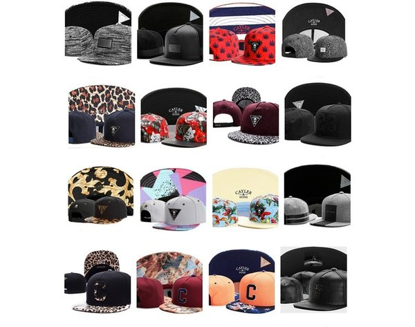 top popular 2015 CAYLER & SONS Still Smokin Roll Light Smoke Adjustable Snapbacks Baseball Cap Hats,Outdoor Au Revoir cap,Hot Christmas Sale 2021