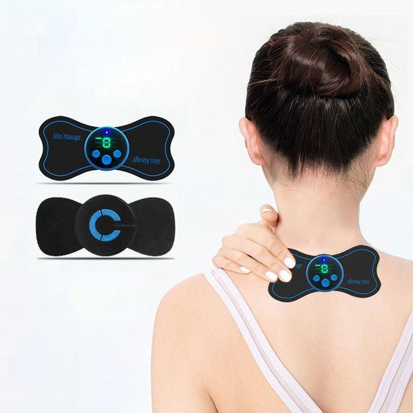 best selling Back And Shoulder Neck Body Multifunctional Massage Mat Cervical Spine Mini Electric Massager
