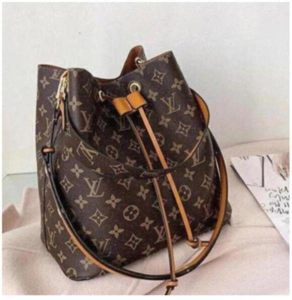 best selling 2021 designers bagbags High Quality Bucket Bag Fashion Coloured Strap Women Cross Body Shoulder Bag Casual Handbag Bucket Bags