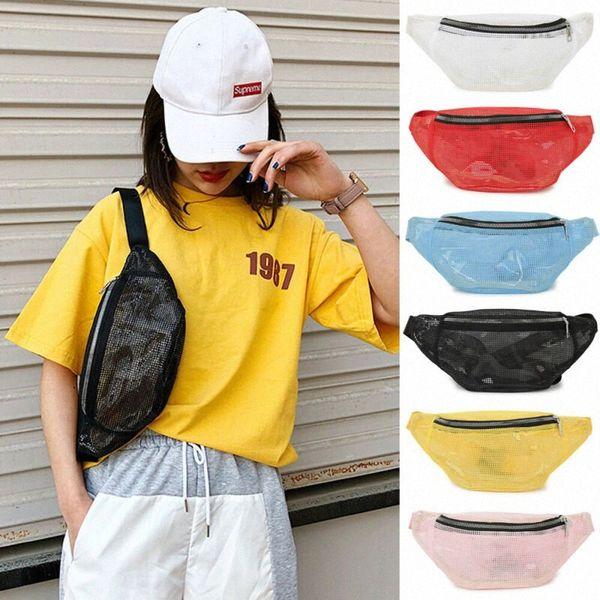 2020 Women Waist Fanny Pack Belt Bag Travel Hip Bum Bag Small Purse Chest Pouch Hip Pack Waist Pouch 62yc#