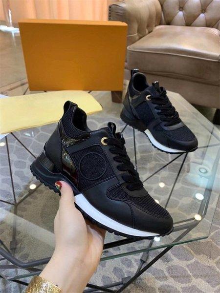 Women Men Rhyton Casual Shoes Classic Paris Dad Platform Leather Shoes Sneakers Dad Sneaker Zapatos 35-46