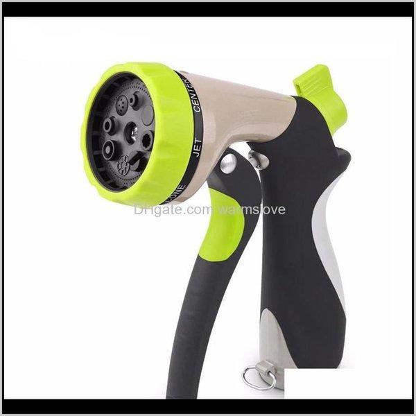 best selling Cartridges Filters Faucets, Showers As Home & Gardengarden Hose Hand Sprayer 8 Pattern Adjustable Heavy Duty Metal Slip Resistant Car Wash N