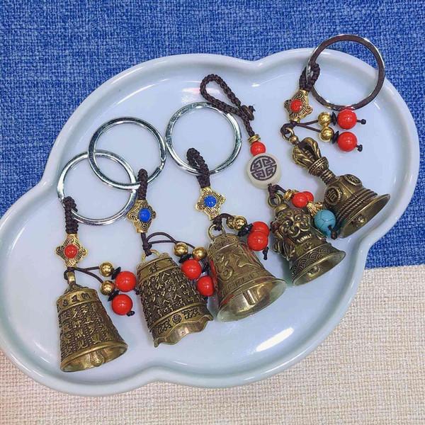 14 cloches de bronze