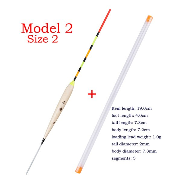 Float 1 Piece Fresh Water Fishing Float 1 Piece Gift Tube Shallow Water Balsa Bobber Crucian Buoy Fishing Tackles Tools Accessories
