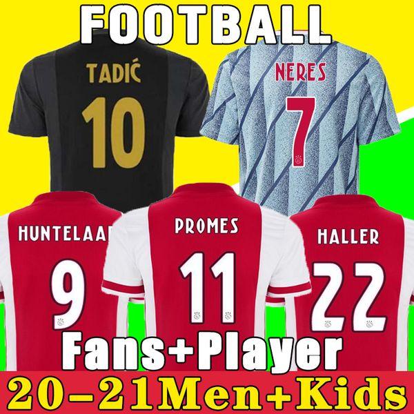 best selling 20 21 A J AX soccer jersey FC 2021 KUDUS ANTONY BLIND PROMES TADIC NERES CRUYFF men kids kit football shirt uniforms third 50th