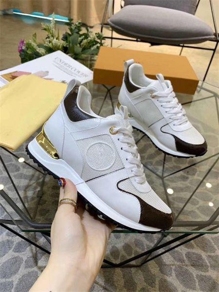 2021 Women Men Rhyton Casual Shoes Classic Paris Dad Platform Leather Shoes Sneakers Dad Sneaker Zapatos 35-46