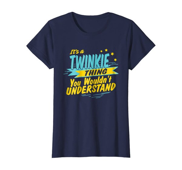 Womens It's a TWINKIE thing you wouldn't understand, Grandma TShirt