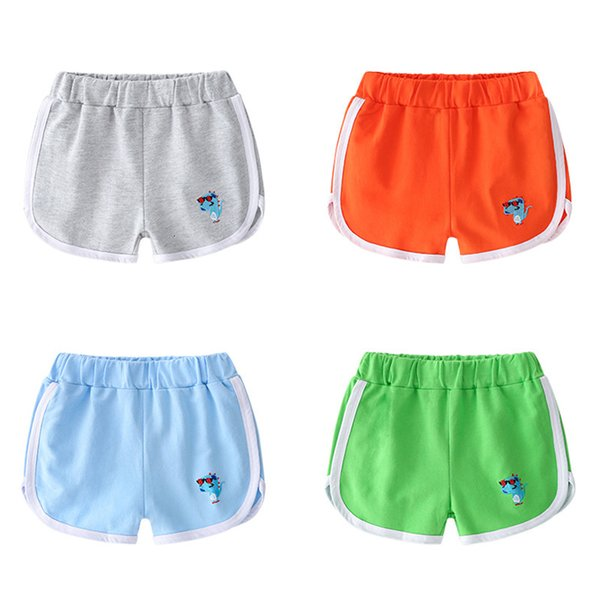 best selling Children's 2021 New Dot Summer Korean Beach Casual Children's Shorts